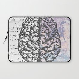 Pastel thoughts... Laptop Sleeve