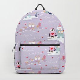 Will you be my Valentine? Backpack