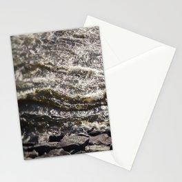 Torrent river Stationery Cards