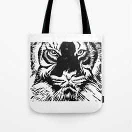Tiger (Last of the Few) Tote Bag