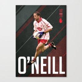 GAA Posters – Stephen O'Neill Canvas Print
