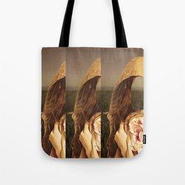 Infinite Landsape  Tote Bag