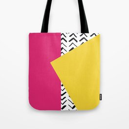 Decorative Pillow Cover Tote Bag