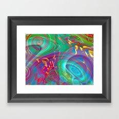 Song of the Sirens Framed Art Print