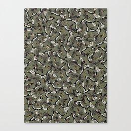 Travi$ Scott Jordan 6 - Yellow Laces Canvas Print