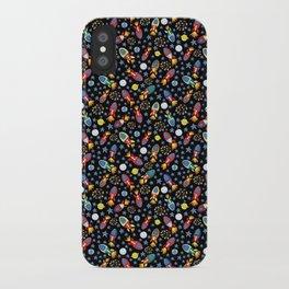Rocket Rush iPhone Case