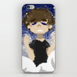 star child iPhone Skin