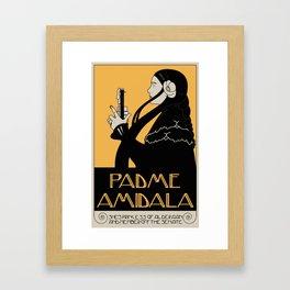 """Koloman (Kolo) Moser """"Poster for Frommes Calendar"""" Framed Art Print"""
