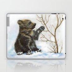 bear cub Laptop & iPad Skin