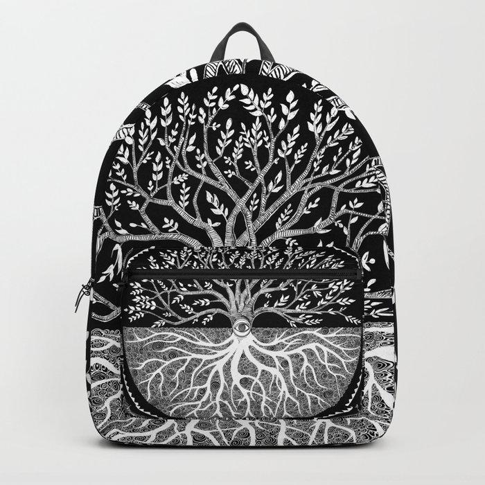 Druid Tree of Life Rucksack