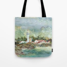 Whitefish Point Tote Bag