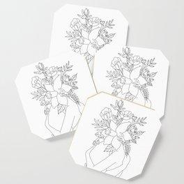 Blossom Hug Coaster