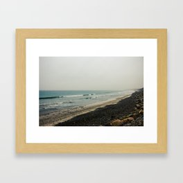 North Ponto Framed Art Print