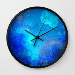 Heaven Eventually Wall Clock