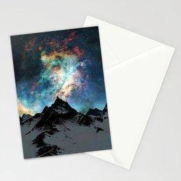 NORTHERN LIGHT ALASKA Stationery Cards