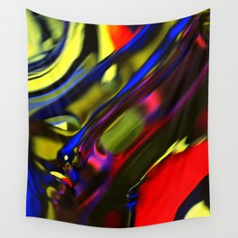 Incarnation of Madness Wall Tapestry
