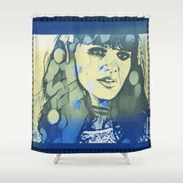 Honduran Shower Curtain