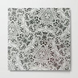Tesselation 2 Metal Print