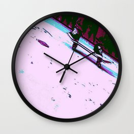 Rolling By Wall Clock