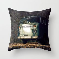 VwT2-n.9 Throw Pillow