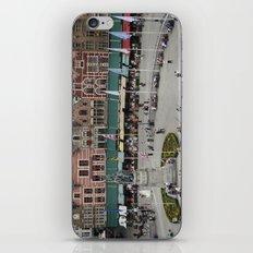 Bruges Main Square iPhone & iPod Skin
