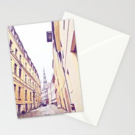 At the end Stationery Cards