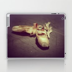 Ballet Shoes Laptop & iPad Skin