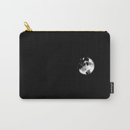 You & me - full moon; Martha's Vineyard Carry-All Pouch