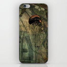 In alien Territory iPhone Skin