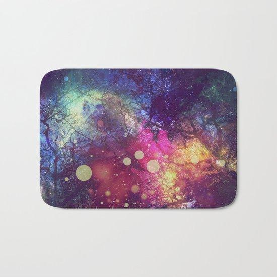 The Universe Behind Bath Mat