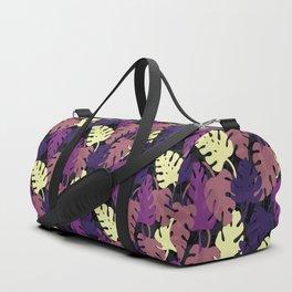 Monstera II Duffle Bag