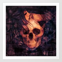 mortal instruments Art Prints featuring Mortal Sin by Sirenphotos