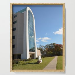 Northeastern State University - The W. Roger Webb IT Building, No. 5 Serving Tray
