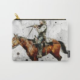 Western Outlaw Cullen Bohannon Carry-All Pouch