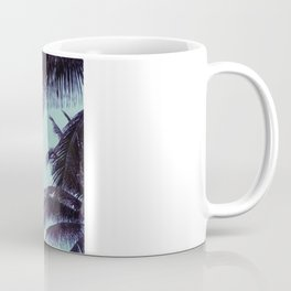 Welcome to Miami Palm Trees Coffee Mug