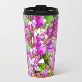 Lazy Day Lilac Travel Mug