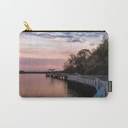 The Boardwalk at Lady Bird Lake Carry-All Pouch