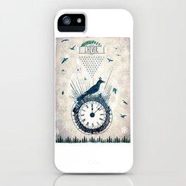 L'Hiver iPhone Case