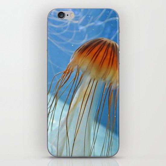 Jelly phone. iPhone & iPod Skin