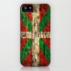 Ikurriña iPhone (5, 5s) Slim Case