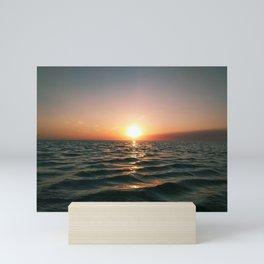Lake Semash Mini Art Print