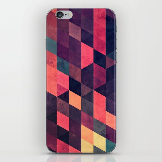 syngwwn syre iPhone & iPod Skin