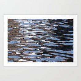 Schuylkill Stripes Art Print