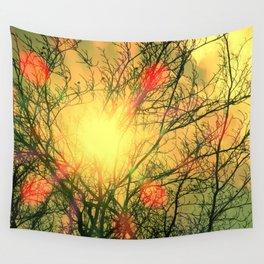 Sunny Beech Wall Tapestry