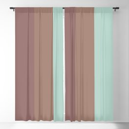 It's spring in the north - Lavender & Healing Herbs Blackout Curtain