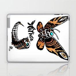 Mothra Kaiju Print Laptop & iPad Skin