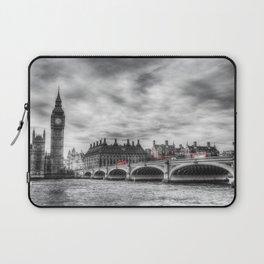 Westminster Bridge London Laptop Sleeve