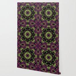 Neon Kaleidoscope 1 Wallpaper