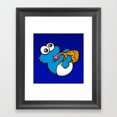 Cookie Juice Framed Art Print