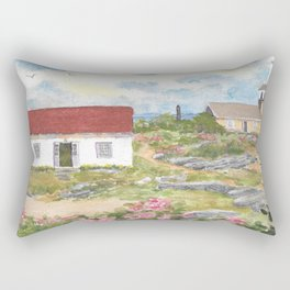 Star Island-Room With A View Rectangular Pillow